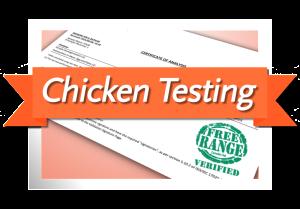 Chicken-Testing