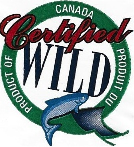 Nutrafarms Certified Wild Fish Logo