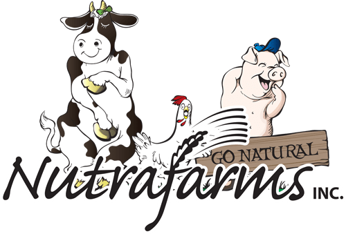 Grass Fed Beef, Free Range Chicken, Pasture Raised Pork, Wild Caught Fish - Nutrafarms Logo