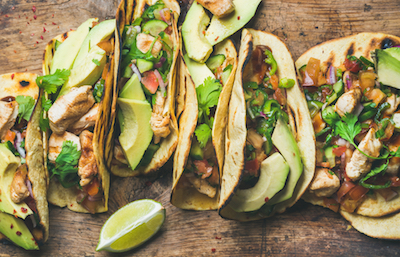 How To Make Beef and Chicken Tacos with Pico de Gallo - Nutrafarms