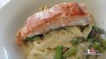 How to make wild coho salmon fettucine - Nutrafarms