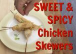 Sweet and Spicy Chicken Skewers Site Thumb