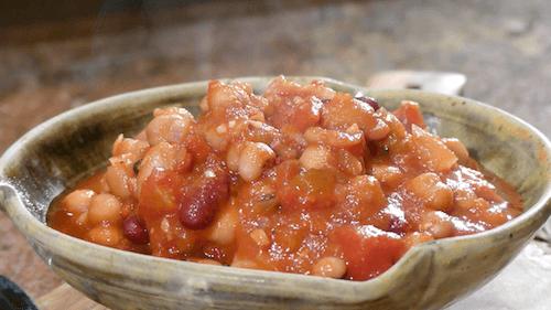 Smoked Bacon & Bean Chili - nutrafarms thumb