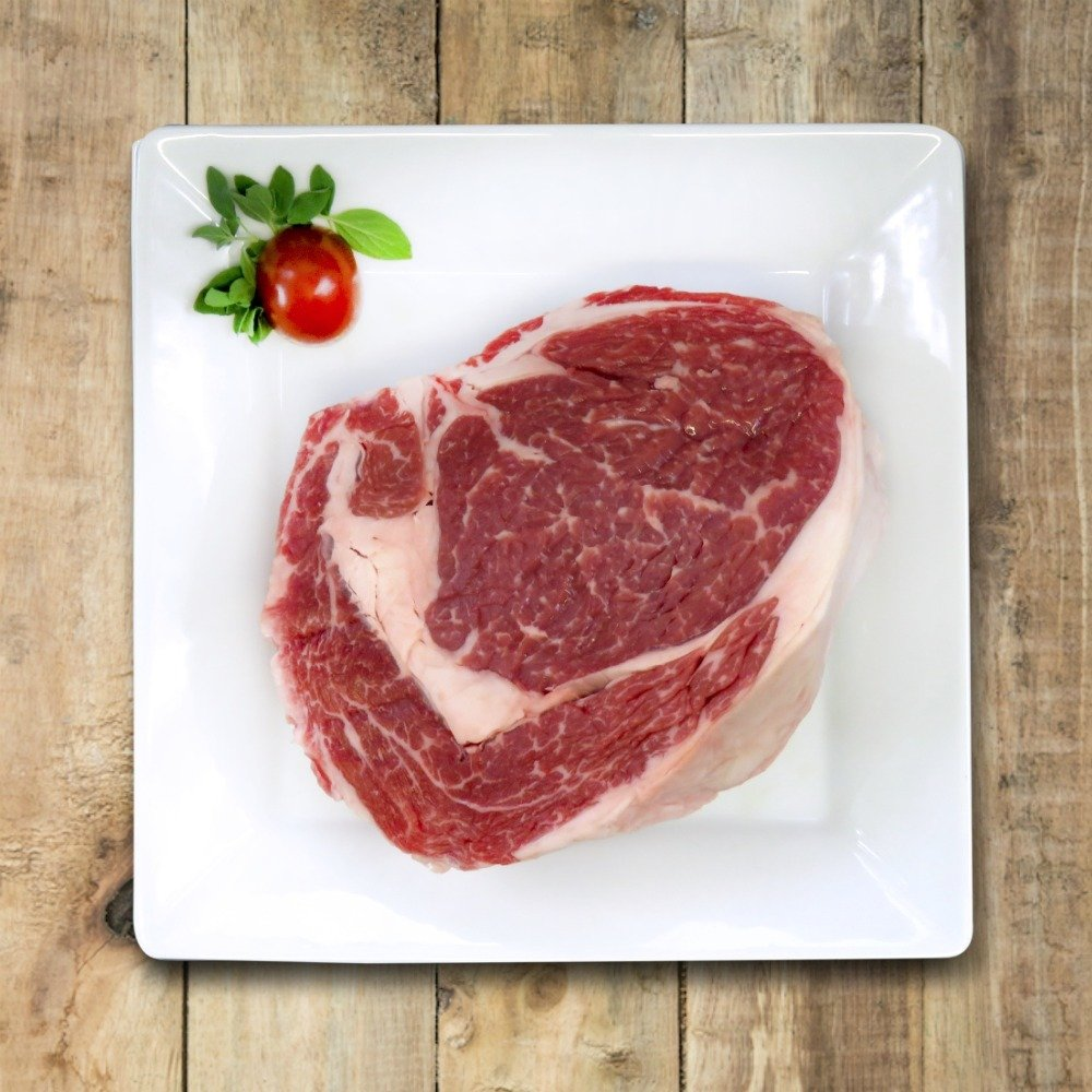 Rib Eye Steak - Grass Fed Beef from Nutrafarms