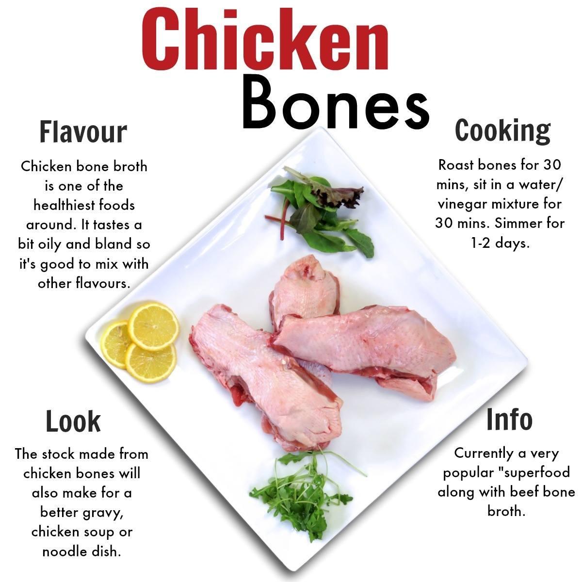 Chicken Bones - Nutrafarms