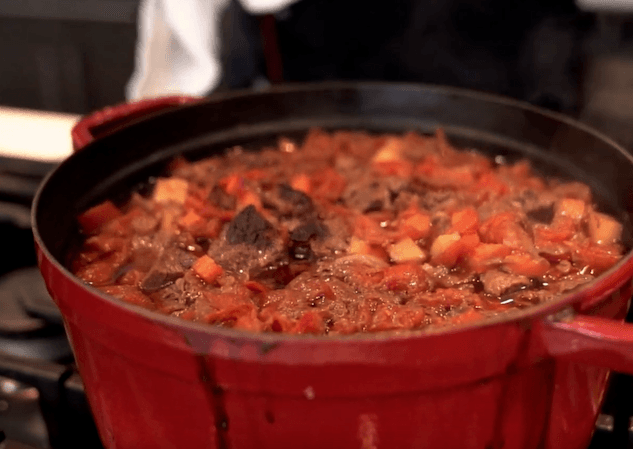 ChefD's Keto Beef Stew - Nutrafarms